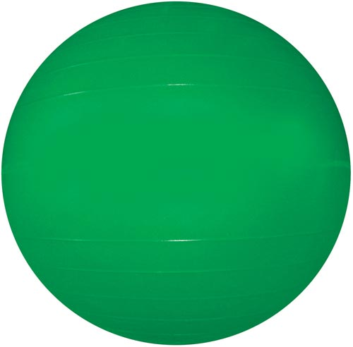 "Therapy/Exercise Ball - 75cm/29"" (Green)"