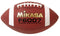 Mikasa F6000 Composite Football - Size 8 (Youth) -