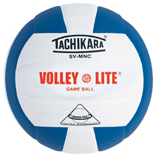 Tachikara SVMNC Volleyball - Royal/White