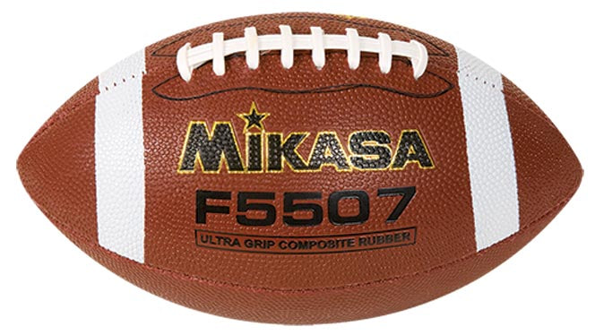 Mikasa F5505 Composite Rubber Football - Size 8 (Youth)