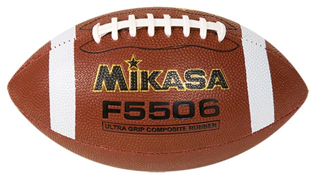 Mikasa F5505 Composite Rubber Football - Size 9 (Official)