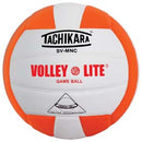 Tachikara SVMNC Volleyball - Orange/White