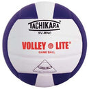 Tachikara SVMNC Volleyball - Powder Blue/White