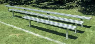 Permanent Player Benches