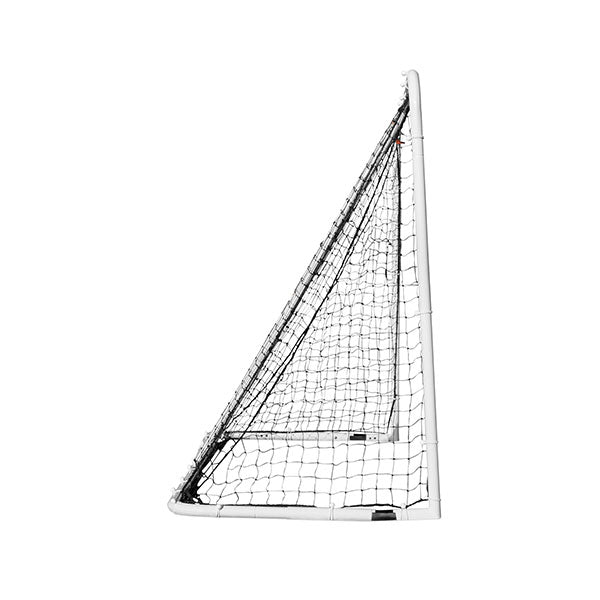 "Front of 72"" Steel Fold-Up Goal"