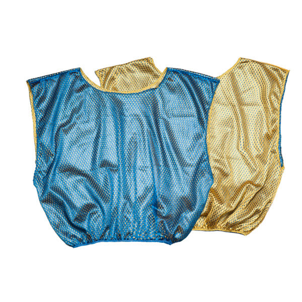 Blue/Yellow Reversible Scrimmage Vest