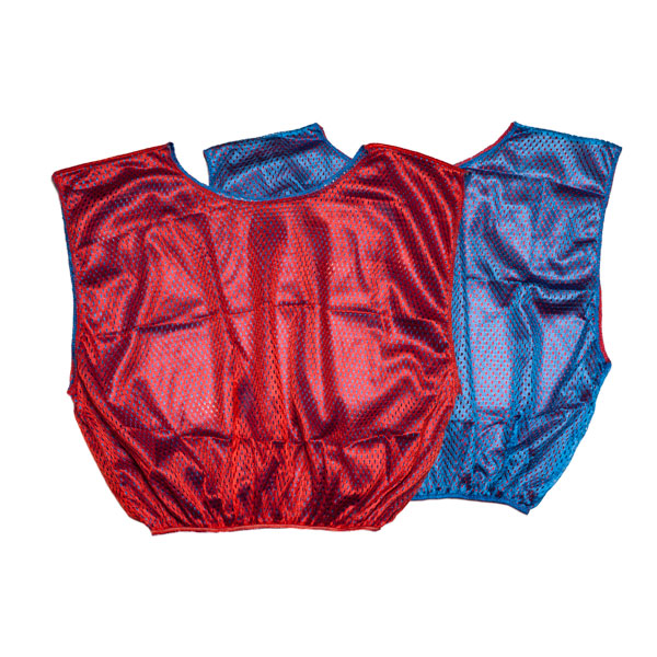 Blue/Red Reversible Scrimmage Vest