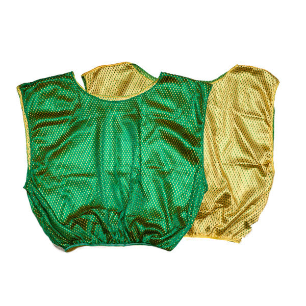 Yellow/Green Reversible Scrimmage Vest