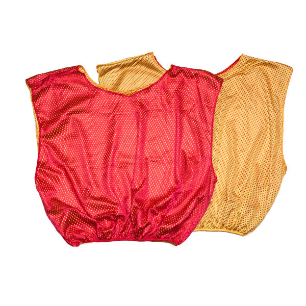 Yellow/Red Reversible Scrimmage Vest
