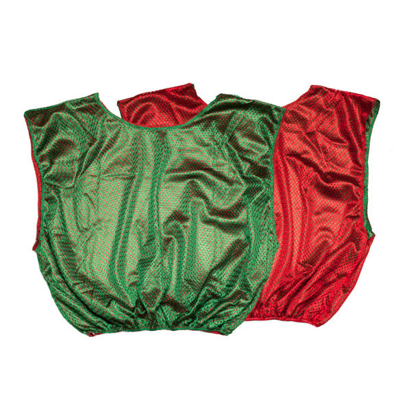 Green/Red Reversible Scrimmage Vest