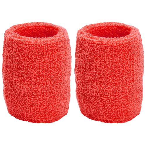 Orange Absorbent Wristbands