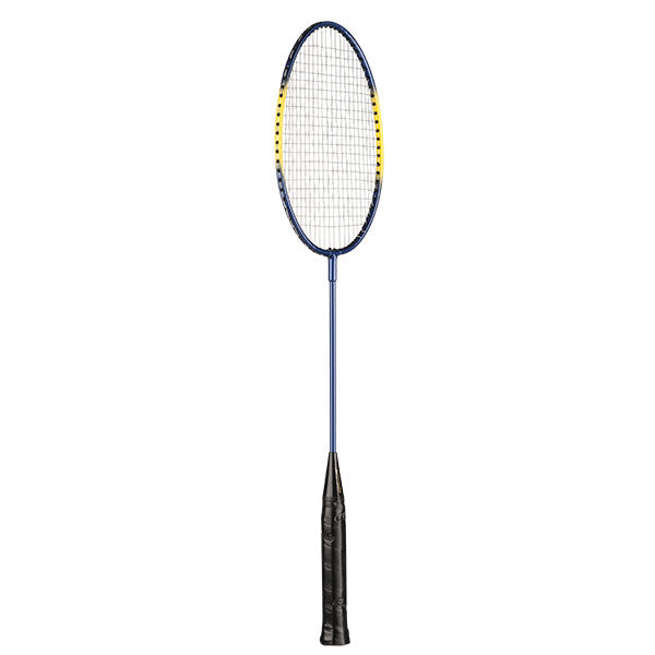 Heavy-Duty Steel Badminton Racquet