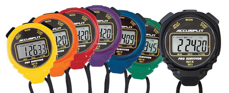 A601X Pro Survivor Stopwatches