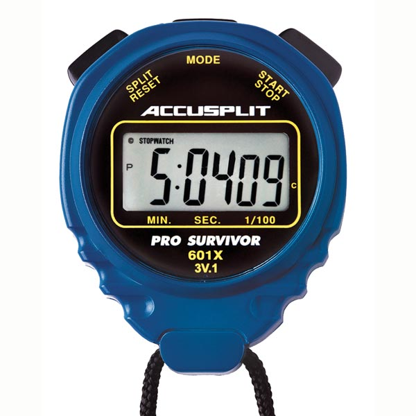 Blue A601X Pro Survivor Stopwatch