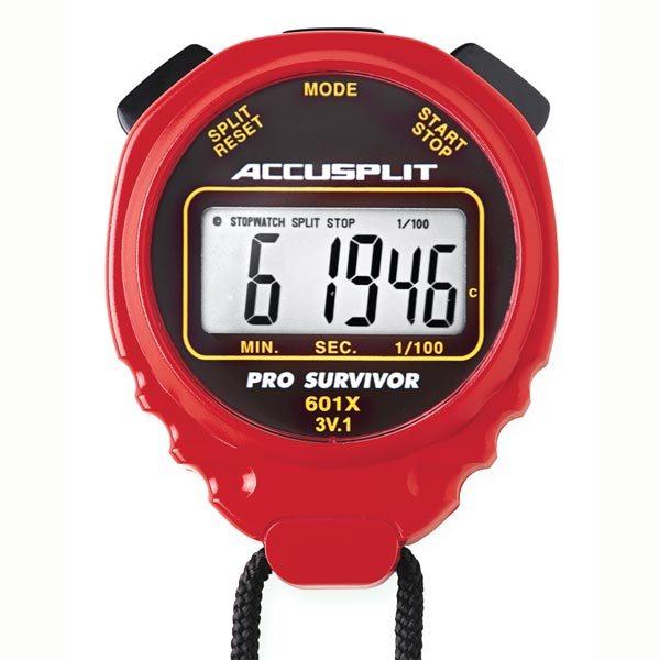 Red A601X Pro Survivor Stopwatch