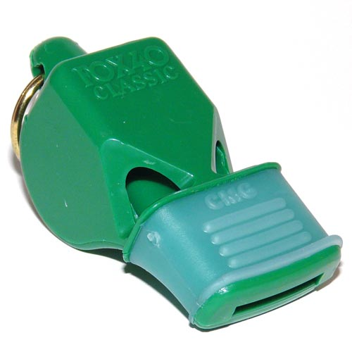 Green Fox Classic CMG Officials Whistle