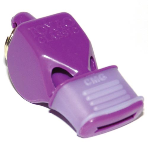 Purple Fox Classic CMG Officials Whistle
