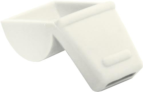 Windsor Whistle Tip Covers - White