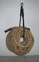 Rope Hanger for Conditioning Ropes