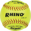 "Champion Sports Rhino Softball - 11"" (NFHS)"