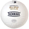 Tachikara SV5W Gold Leather Volleyball - White