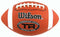 Wilson TR Waterproof Rubber Football - Size 9 (Official)