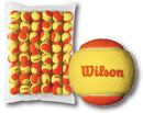 Wilson U.S. Open Stage 2 Balls - Pack of 48