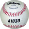 Wilson A1030 Youth League Baseball - Dozen