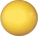 "Therapy/Exercise Ball - 45cm/18"" (Yellow)"
