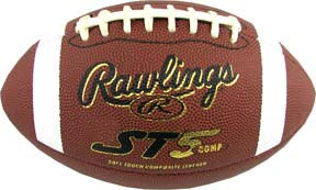 Rawlings ST5 Composite Football