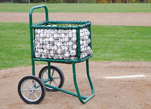 Baseball Ball Cart
