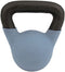 Vinyl Coated Kettlebells - 10 lbs. - Light Blue
