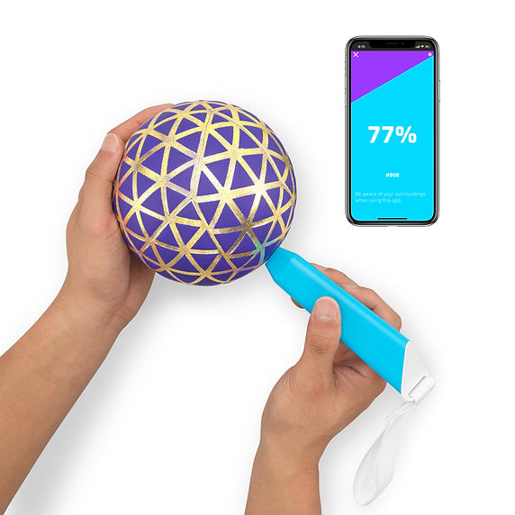 Play Impossible App Based Game Ball (STEM)