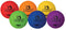Rhino Skin Pebble-Tek Soccer Balls (Set of 6)