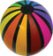Deluxe Striped Beachball - 20""