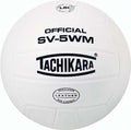 Tachikara SV-5WM Volleyball - White