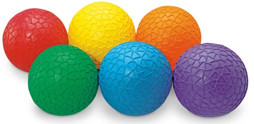 MAC-T Easy Grip Balls (Set/6)