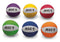 MAC-T® Soft Tek Basketballs (Set of 6)