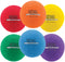 Rhino Foam No-Bounce Balls - Set of 6
