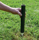 Tempfence Pole Optional Ground Socket
