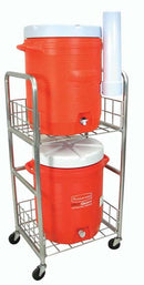 Gym Water Cooler Cart (w/o Cooler)