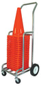 "Single EZ-Roll 12""/18"" Cone Cart"