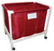 Large PVC/Nylon Equipment Carts