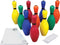 Rainbow Bowling Pins Set