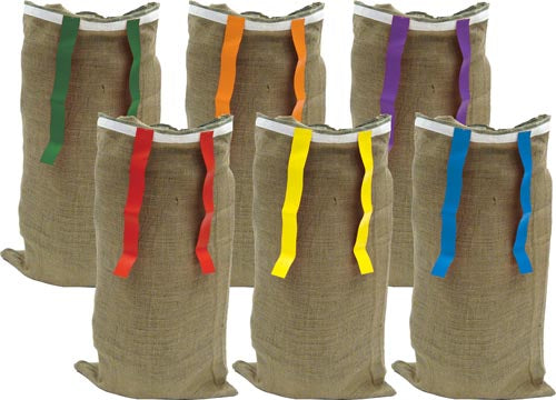 "Sack Flag Set - 40"" (10 oz.)"