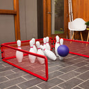 Bowling Backstop - Red