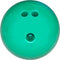 Cosom Rubberized Bowling Ball - 3 lbs (Green)