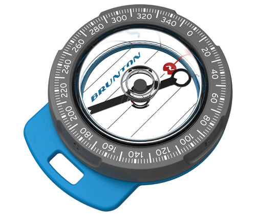 Tag-Along Zip Compass