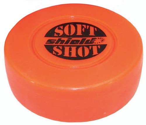Shield Soft Shot Hockey Puck