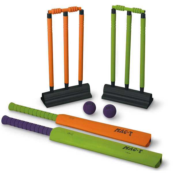 MAC-T Foam Cricket Set
